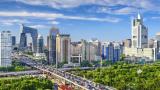 Китай е светнал като крушка