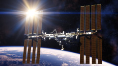 Как ще посрещнат 2021 в Космоса