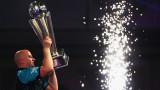 Роб Крос е новият световен шампион по дартс