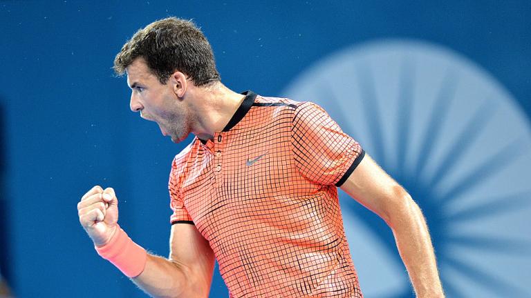 Тенис легенда: Формата на Григор Димитров е стряскаща и за най-добрите в света