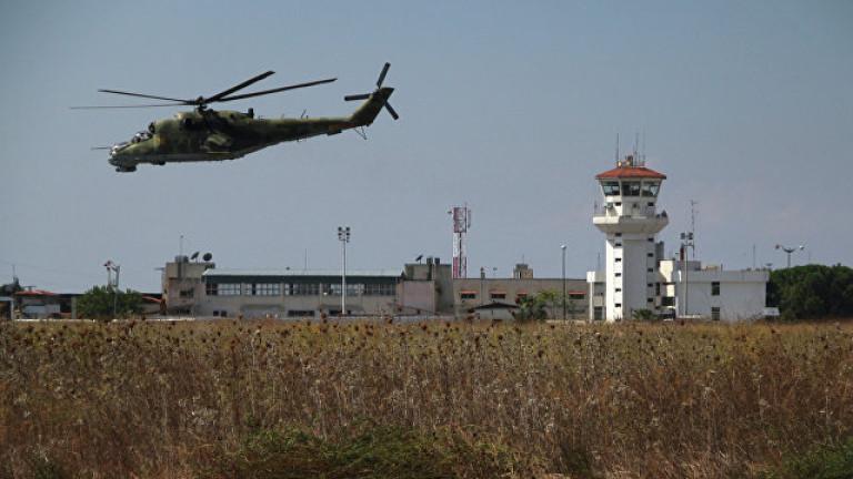 Руски хеликоптер Ми-24 се е разбил в Сирия. И двамата