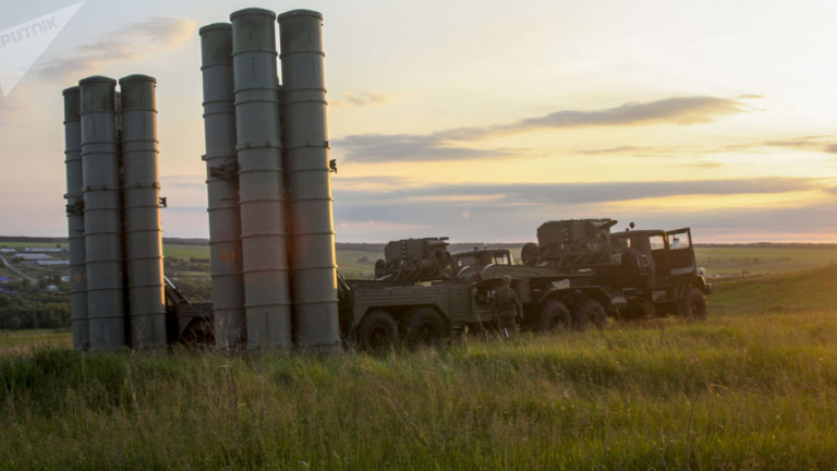 Русия безвъзмездно е предоставила С-300 на Сирия