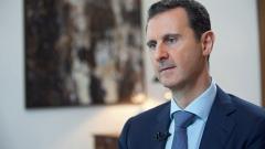 Башар Асад приел американски конгресмен