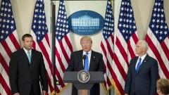 Тръмп разпусна комисията, разследваща изборните измами на президентските избори