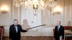 Премиерът на Чехия няма да подава оставка