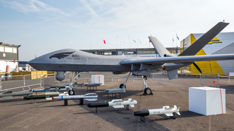 Сръбските военни получават китайски военни дронове през следващите месеци, първата