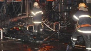 Един човек пострада при пожар в Куклен
