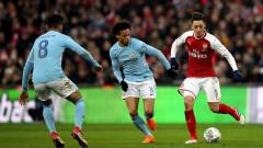 Месут Йозил: Никога не съм си помислял да напусна Арсенал