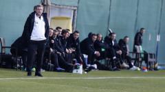 Върба: Голямата цел си остава Шампионската лига, чака ни много работа