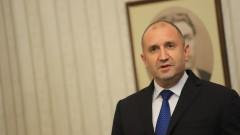 Румен Радев изпрати кабинета на ИТН в Народното събрание