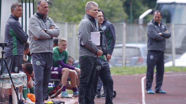 Антони Здравков: Тази година на Лудогорец ще му е по-трудно в първенството