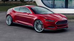 Форд Евос: еволюция на кинетичния дизайн