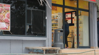 Взривиха банкомат в София