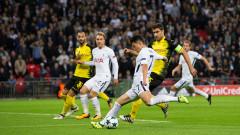 Тотнъм - Борусия (Дортмунд), 3:1 и скандално отменен гол за гостите!