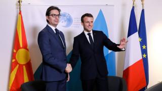 Скопие може да получи покана за преговори с ЕС през май