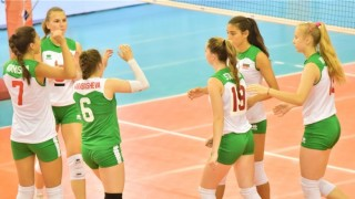 Волейболистките до 18 години победиха Канада на Световното в Египет
