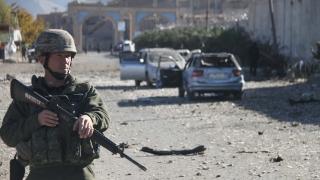 Двама румънски военни загинаха при обстрел в Афганистан