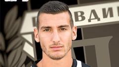 Димитър Велковски се присъедини към Славия