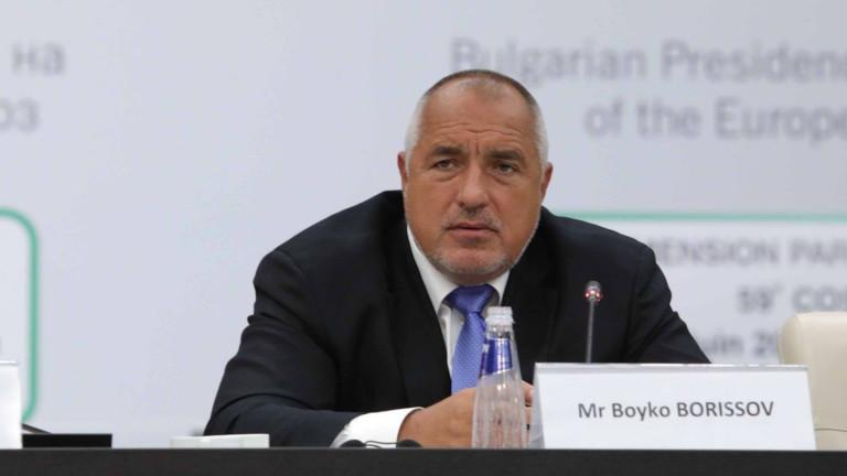 Борисов обяви и че ще предложим компромисен вариант за миграцията,