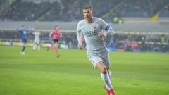 Ръководството на Рома ще предложи нов договор на Един Джеко