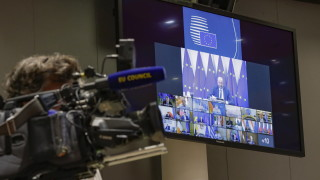 Започна извънредната среща на евролидерите за Беларус