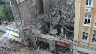 """Започнаха усилени разпити на свидетели за рухналата сграда на """"Алабин"""""""