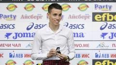 Бирсент Карагерен: Отказах на Славия, за да се завърна вкъщи
