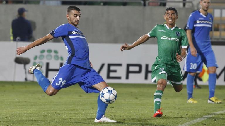 Деян Иванов: Ще направим всичко възможно, за да изпреварим ЦСКА