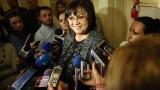 Корнелия Нинова уверява, че БСП лобира само за държавата и народа