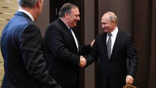 Путин иска подобряване на отношенията със САЩ
