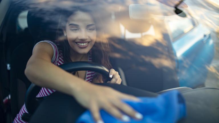 Как да дезинфекцираме автомобила си