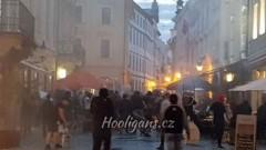 Ултрас на Аякс: Полицаите ни пребиха, а не феновете на Левски