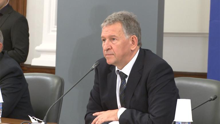 Здравният министър Стойчо Кацаров е поискал да получи лично цялата