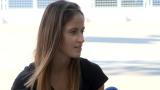 Невяна Владинова: Напрежение няма, чувствам се уверена в способностите си