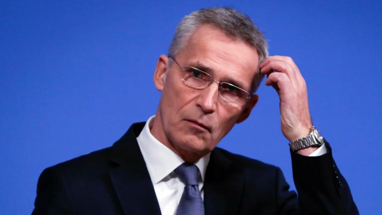 Министрите на външните работи от НАТО са приели днес препоръки,