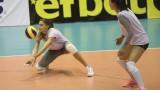 Волейболистките на България и Сърбия завършиха... наравно