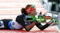 Лаура Далмайер спечели преследването на 10 километра