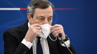 Премиерът на Италия: Подкрепяме позицията на европейските и италианските футболни власти