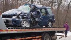 Две жертви при тежка катастрофа на пътя София - Варна