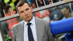 Андрий Шевченко е фаворит №1 за нов треньор на Милан