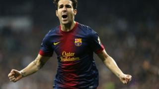 Фабрегас: Никога не съм искал да ходя в Юнайтед