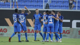 Левски играе контрола, чака решение на УЕФА