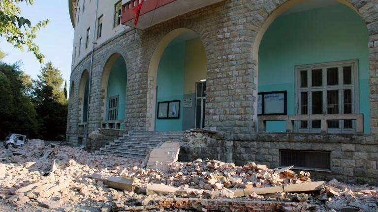 37 души са ранени при земетресението с магнитуд от 5,6