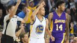 Стеф Къри пропуска първия кръг от плейофите в НБА