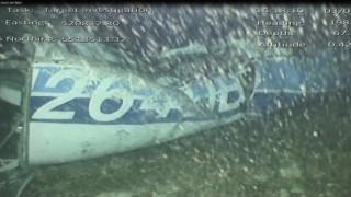 Извадиха тялото, намерено в падналия самолет в Ламанша