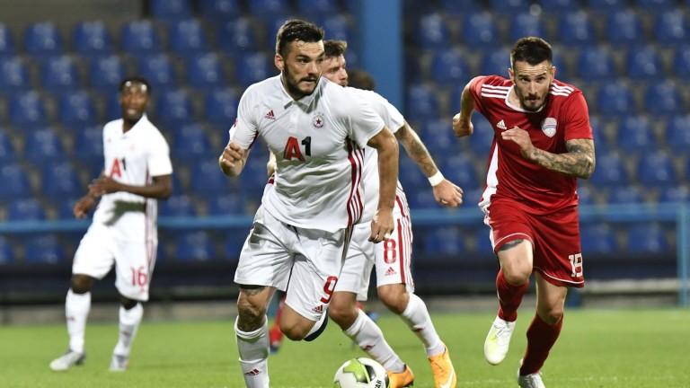 Тони Уоткоментира нулевото равенство за ЦСКА срещу Титоград в първия