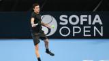 Александър Лазаров отпадна на крачка от финала в Анталия