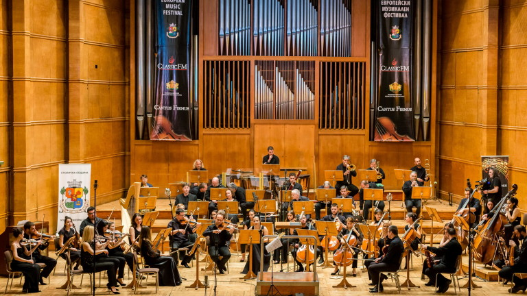 Отмениха Международния конкурс за млади изпълнители на класически музикални инструменти,