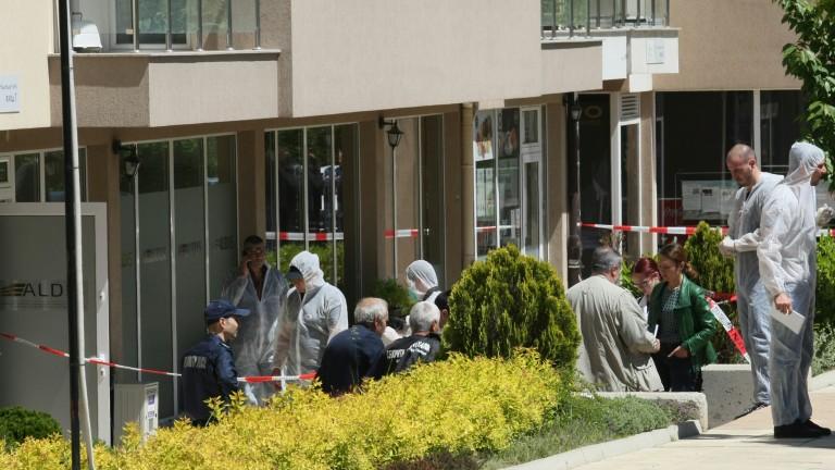 Арестуваха майка и син за убийство в столицата