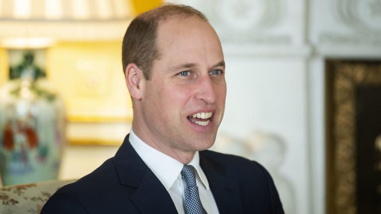 Принц Уилям на 38